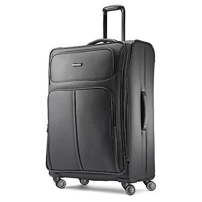 View Details Samsonite Leverage LTE Spinner 29 Suitcase, Charcoal - 91999-1174 • 129.99$