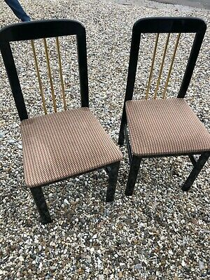Camel Italian Dining Room Table And Chairs • 50£
