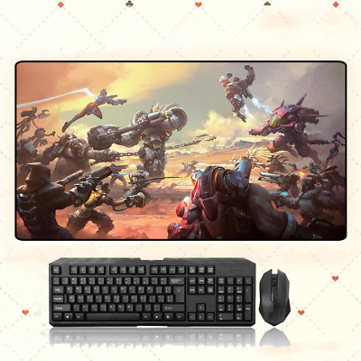 AU34.72 • Buy GAME Overwatch OW Extra Large Mouse Pad Free Shipping(31.5'' * 15.7'')