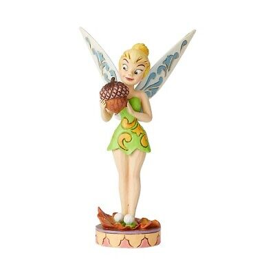 £48 • Buy Disney Traditions Nut's For Fall (Tinker Bell Figurine) 6002826 - New
