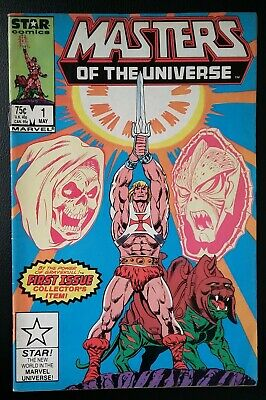 $60 • Buy 1st Issue Masters Of The Universe Marvel Comic - Excellent Condition!