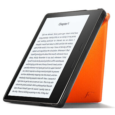 AU19.52 • Buy Kindle Oasis 2019 Case Cover Origami Stand Shell Slim Lightweight Orange