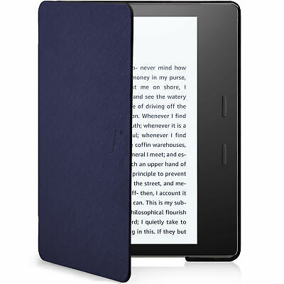 AU15.77 • Buy Kindle Oasis 2019 Case Cover Shell Ultra Slim Lightweight Navy Blue + Stylus
