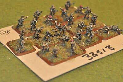 15mm WW2 / British - Paratroopers 27 Figures - Inf (38513) • 32£