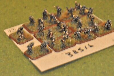 15mm WW2 / British - Paratroopers 27 Figures - Inf (38516) • 32£