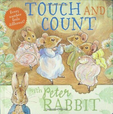 £2.43 • Buy Touch And Count With Peter Rabbit (World Of Beatrix Potter)-Beatrix Potter