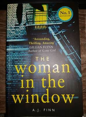 AU15.50 • Buy The Woman In The Window