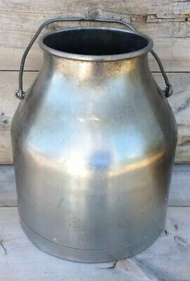 $69.99 • Buy Vintage DeLaval 5 Gallon Stainless Dairy Milk Pail
