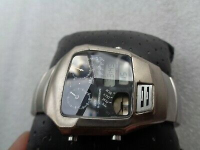 Very Rare Real Vintage Citizen Ana Digi Temp Quartz Wristwatch • 164.99£
