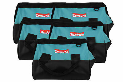 Makita 14 Inch Contractor Tool Bag With Reinforced Handles (5 Pack) • 28.57£