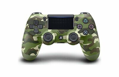 Sony Playstation PS4 DualShock 4 V2 Wireless Controller - Green Camo • 39.99£