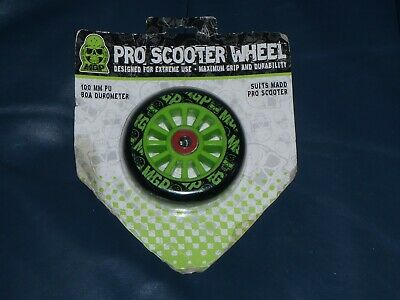 £29.99 • Buy MGP Madd Gear Green Pro Scooter Wheel - 100 MM PU / 80A Durometer  ** NEW **
