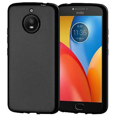 AU8.10 • Buy Slim Cover Motorola Moto E4 Plus Case Silicone Case Case Black