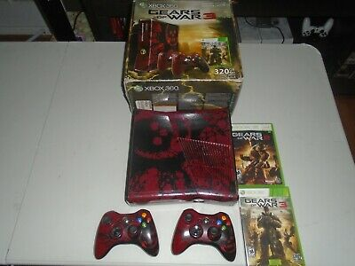 xbox 360 console gears of war 3