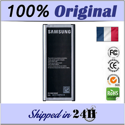 AU20.68 • Buy Brand New 100% Original Battery For Samsung Galaxy Note 4 Bn910bbe