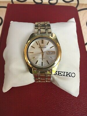 $ CDN145.19 • Buy 1973 Seiko 5 Actus, 7019 7040, 21J Automatic, SGP, Day/Date--Runs Strong.