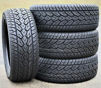 $374.93 • Buy 4 New Fullway HS266 275/45R20 110H XL A/S Performance Tires