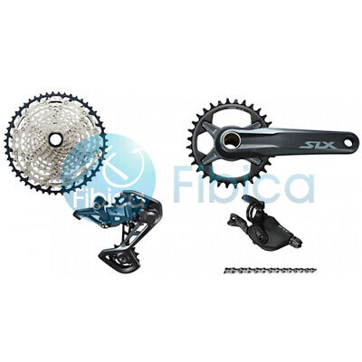 $659.99 • Buy New 2021 Shimano SLX M7100 1x12 Speed Groupset 30t 32t 34t 170mm 175mm