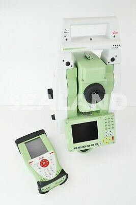 £7500 • Buy Leica TS12 7  R400 Robotic Total Station With CS10 Field Controller