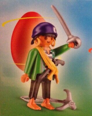 £5.05 • Buy Playmobil  Easter Egg  4919  Pirate & Accessories  - NEW
