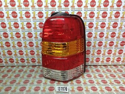 $34.99 • Buy 2001-2007 Ford Escape Passenger/right Side Rear Brake Tail Light Genuine Oem