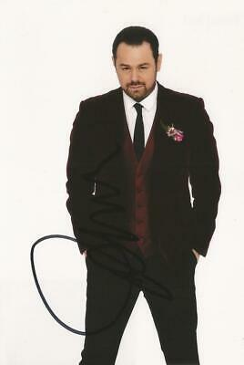 £6.99 • Buy EASTENDERS* DANNY DYER 'MICK CARTER' SIGNED 6x4 SEXY PORTRAIT PHOTO+COA