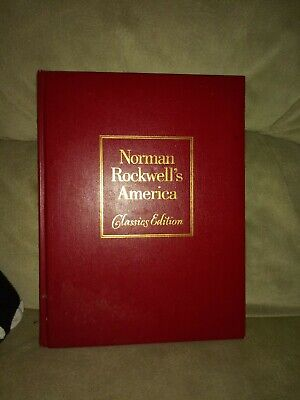 $ CDN18.44 • Buy  Norman Rockwell America Classics Edition '85 Hardcover (Truckline Gas Company)