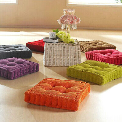 AU16.68 • Buy Chair Cushion Seat Pad Corduroy Home Dining Kitchen Office Chair Mat