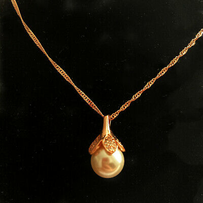 Butterfly Pendant Chain Necklace 925 Sterling Silver Womens Jewellery Love Gifts • 3.29£