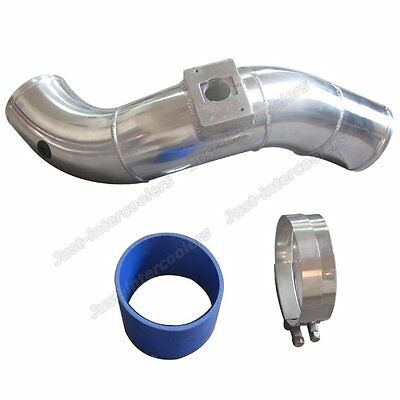 AU269.04 • Buy 4  Aluminum Turbo Cold Air Intake Pipe For 03-07 Ford 6.0 Diesel Powerstroke