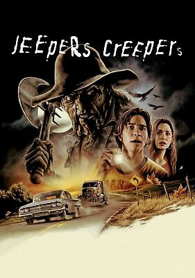 $11.99 • Buy Jeepers Creepers Movie Poster (c) -  11  X 17  Inches - Horror