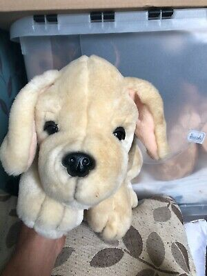 £12 • Buy Vintage Dog Simply Soft Collection Keel Toys