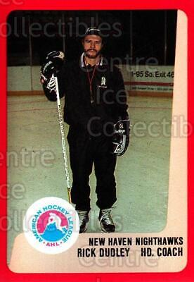 $1.53 • Buy 1988-89 ProCards AHL #201 Rick Dudley
