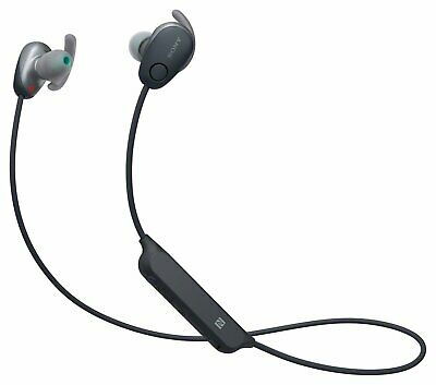 Sony WI-SP600NP In-Ear Wireless Noise Cancelling Sports Headphones - Pink • 46.99£