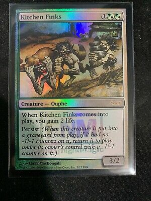 $7.99 • Buy 1x Foil Kitchen Finks - Promo - FNM Promo - MTG Magic NM