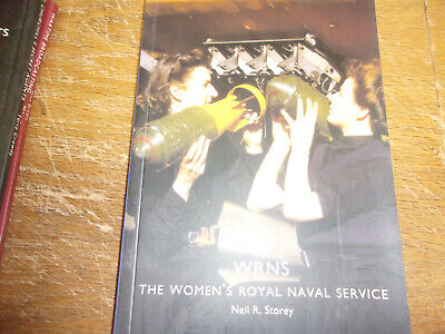 WRNS: The Women's Royal Naval Service - Shire Books - New And Unread • 2.12£