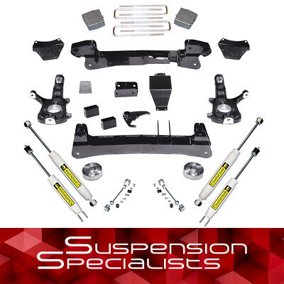 $1175.75 • Buy Superlift 6  Lift Kit + Shocks For 1999-2006 Chevy Silverado GMC Sierra 1500 4WD