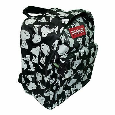 Snoopy Mini Backpack Kids Nursery Primary School Bag Lunch Small Gift Idea NEW • 17.95£