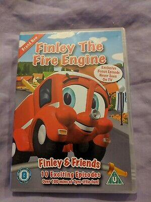 £1.49 • Buy Finley The Fire Engine Vol.1 - Finley And Friends (DVD, 2010)