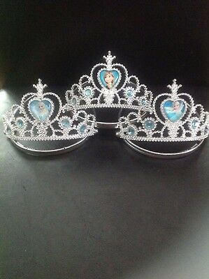Disney Frozen Crown,Elsa Tiara For  Fancy Dress Princess • 2.99£