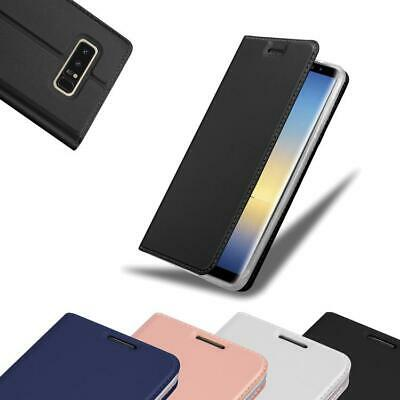 $ CDN11.99 • Buy Case For Samsung Galaxy NOTE 8 Phone Cover Mat Protective Wallet Book