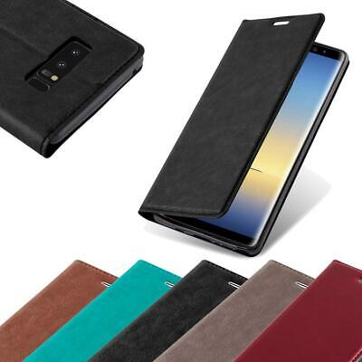 $ CDN11.99 • Buy Case For Samsung Galaxy NOTE 8 Phone Cover Protective Book Magnetic Wallet