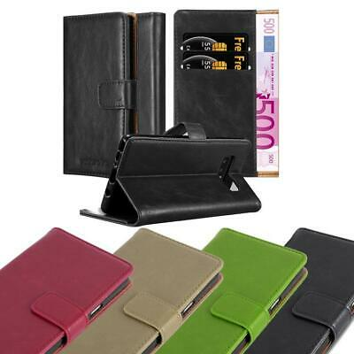 $ CDN11.99 • Buy Case For Samsung Galaxy NOTE 8 Phone Cover Luxury Protective Wallet Book