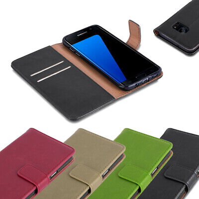 $ CDN11.99 • Buy Case For Samsung Galaxy S7 EDGE Phone Cover Luxury Protective Wallet Book