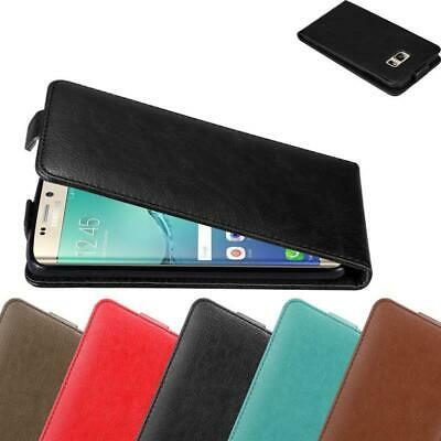 $ CDN11.99 • Buy Case For Samsung Galaxy S6 EDGE PLUS Protective FLIP Magnetic Phone Cover Etui