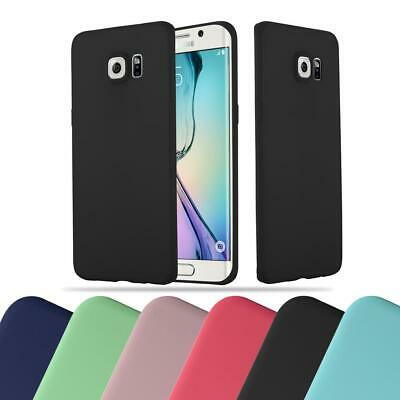 $ CDN7.50 • Buy Silicone Case For Samsung Galaxy S6 EDGE PLUS Shock Proof Cover Candy TPU Bumper