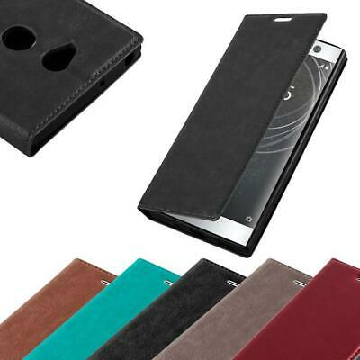 AU12.50 • Buy Case For Sony Xperia XA2 ULTRA Phone Cover Protective Book Magnetic Wallet