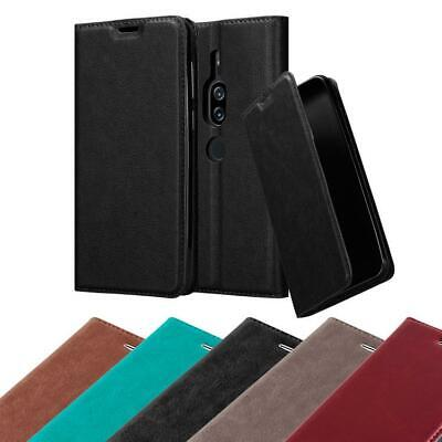 AU12.50 • Buy Case For Sony Xperia XZ2 PREMIUM Phone Cover Protective Book Magnetic Wallet