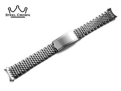 14mm 20mm For OMEGA Watch Stainless Steel Bracelet Strap Band Silver Yellow Gold • 30.90£