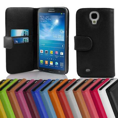 Case For Samsung Galaxy MEGA 6.3 Phone Cover Card Slot And Pocket Wallet • 12.50AU
